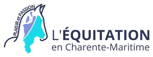 Logo du Comité départemental d'équitation