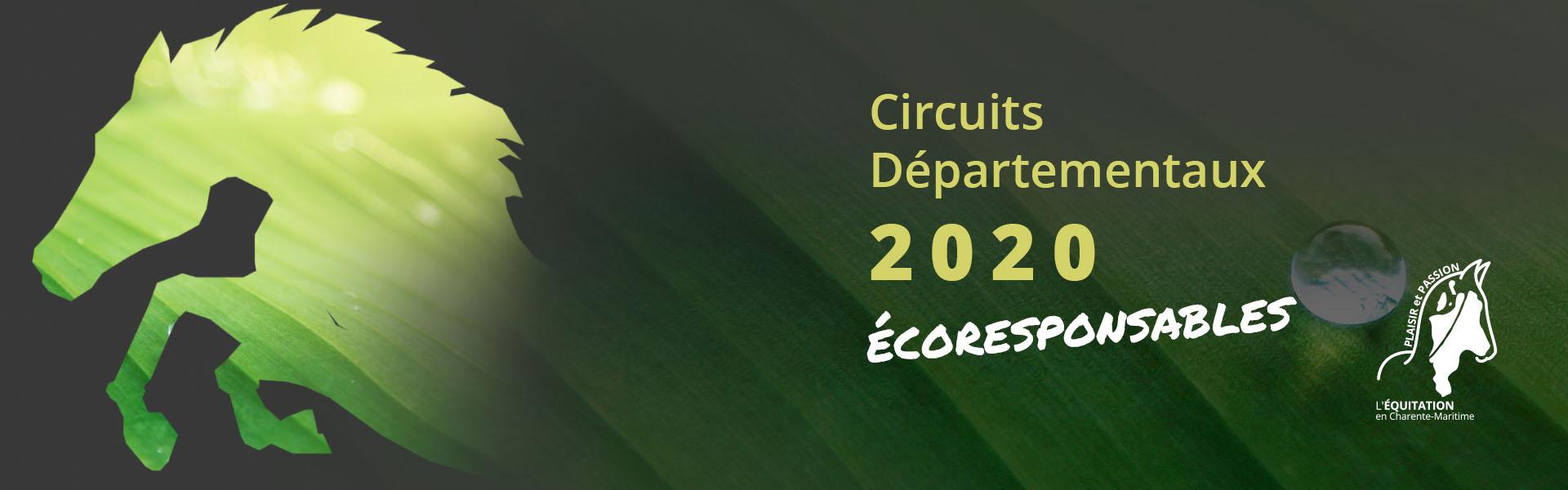 Circuits départementaux charente-maritime CDE 17
